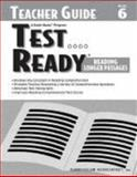 Test Ready Reading Longer Passages : Book 6, , 0760918910