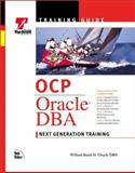 OCP Training Guide : Oracle DBA, Baird, Willard, 1562058916
