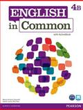 English in Common 4B Split : Student Book with ActiveBook and Workbook, Saumell, Maria Victoria and Birchley, Sarah Louisa, 0132628910