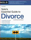 Nolo's Essential Guide to Divorce, Emily Doskow, 1413308910