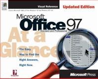 Microsoft Office 97 at a Glance, Updated Edition, Perspection, Inc. Staff, 1572318910