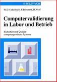Computervalidierungin Labor und Betrieb 9783527288915