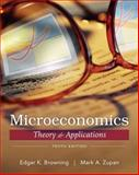 Microeconomic : Theory and Applications, Browning and Zupan, Mark A., 0470128917