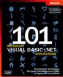 101 Microsoft® Visual Basic® . NET Applications, Campbell, Sean and Carver, Bobby, 0735618917