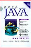 Core Java, Horstmann, Cay S. and Cornell, Gary, 0135968917