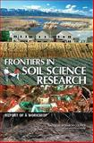 Frontiers in Soil Science Research : Report of a Workshop, Frontiers in Soil Science Research Committee and National Research Council Staff, 0309138914