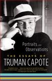 Portraits and Observations, Truman Capote, 0812978919