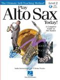 Play Alto Sax Today!, , 0634028928