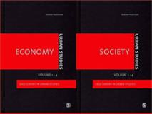 Urban Studies - Economy and Society Vols. 1-4, Paddison, Ronan, 184787892X
