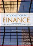 Finance : Markets, Investments, and Financial Management, Melicher, Ronald W. and Norton, Edgar, 0470128925