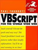 VBScript for the World Wide Web, Thurrott, Paul B., 0201688921