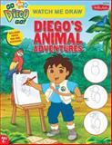 Diego's Animal Adventures, Susan Hall, 1560108924