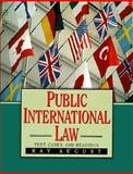 Public International Law, August, Ray, 0132998920