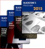 Blackstone's Police Q&a: Four Volume Pack 2015, Watson, John and Smart, Huw, 0198718926