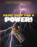Paint Shop Pro 6 Power!, Davis, Lori J., 0966288920