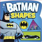 Batman Shapes, Benjamin Bird, 1479558923