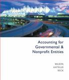 Accounting for Governmental and Nonprofit Entities w/ City of Smithville, Wilson, Earl R. and Kattelus, Susan C., 0073268925