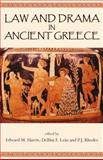 Law and Drama in Ancient Greece, Leão, D. F., 0715638920