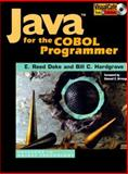 Java for the COBOL Programmer, Doke, E. Reed and Hardgrave, Bill C., 0521658926