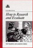 Learning How to Research and Evaluate, Winberg, Chris, 0702138924