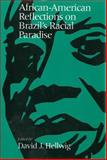 African-American Reflections on Brazil's Racial Paradise, David Hellwig, 0877228922