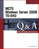 MCTS Windows Server 2008 70-640 Q&A, Askmo, Pierre, 1598638920