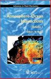Atmosphere-Ocean Interactions, William Allan Perrie (Editor), 1853128929