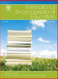 International Encyclopedia of Education, , 0080448933