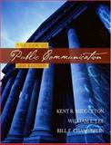 The Law of Public Communication 2005 Edition, Middleton, Kent R. and Lee, William E., 0205418937