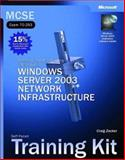 MCSE Self-Paced Training Kit (Exam 70-293) : Planning and Maintaining a Microsoft Windows Server 2003 Network Infrastructure, Microsoft Corporation Staff and Zacker, Craig, 0735618933
