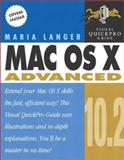 Mac OS X 10.2 Advanced, Langer, Maria, 0321168933