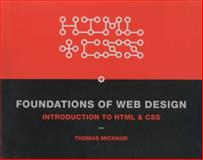 Foundations of Web Design, Thomas Michaud, 0321918932
