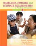 Marriages, Families, and Intimate Relationships, Books a la Carte Plus MyFamilyLab Pegasus, Williams, Brian K. and Sawyer, Stacey C., 0205628931