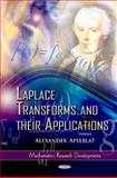 Laplace Transforms and Their Applications, Alexander Apelblat, 1614708932