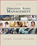 Operations and Supply Management wStudent DVD Rom, Jacobs, F. Robert and Chase, Richard B., 0077228936