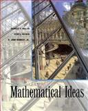 Mathematical Ideas, Miller, Charles D. and Heeren, Vern E., 0673998932
