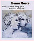 Henry Moore Complete Drawings 1916-86, Moore, Henry, 085331893X