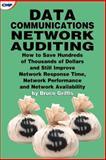 Data Communications Network Auditing 9780936648934