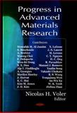 Progress in Advanced Materials Research, Nicolas H. Voler, 1600218938