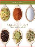 College Study : The Essential Ingredients Plus NEW MyStudentSuccessLab Update -- Access Card Package, Lipsky, Sally A., 0133948935