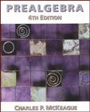 Prealgebra, McKeague, Charles P., 0534378935