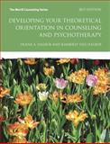 Developing Your Theoretical Orientation in Counseling and Psychotherapy, Halbur, Kimberly Vess and Halbur, Duane A., 0133488934