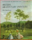 The Dictionary of British Art, Ellis Waterhouse, 0902028936