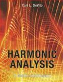 Harmonic Analysis, Carl L. DeVito, 076373893X