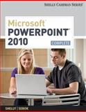 Microsoft Office Powerpoint 2010, Gary B. Shelly, Susan L. Sebok, 1439078939