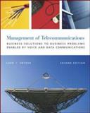 Management of Telecommunications : With Netviz, Carr, Houston H. and Snyder, Charles, 0072918934