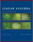 Linear Algebra for a Calculus Curriculum Preliminary Edition 9780716748939