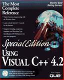 SpecialVisual C++ 4.2, Gregory, Kate, 0789708930