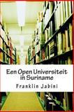 Een Open Universiteit in Suriname, Franklin Jabini, 1491068930