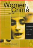 Women, Crime and the Canadian Criminal Justice System, DeKeseredy, Walter S., 0870848941